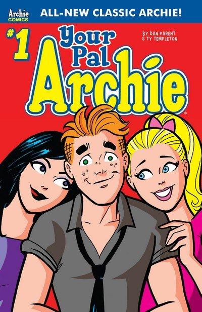 Your Pal Archie #1 (2017)