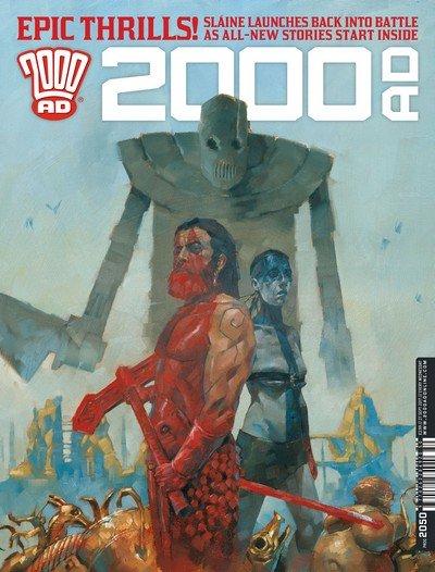 2000AD #2050 (2017)