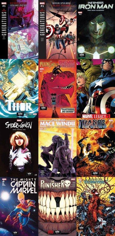 2017.09.27 Marvel Week+