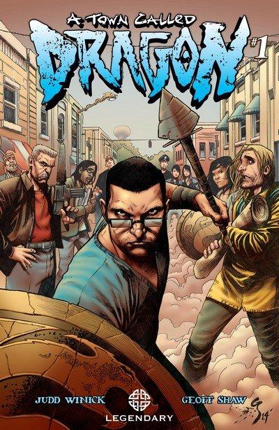 A Town Called Dragon #1 – 5 (2014-2015)