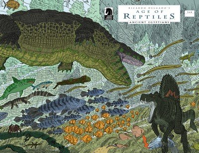 Age of Reptiles – Ancient Egyptians #1 – 4 (2015)