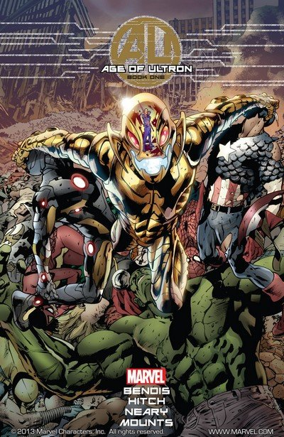 Age of Ultron #1 – 10AI + Extras (Collection) (2013-2015)