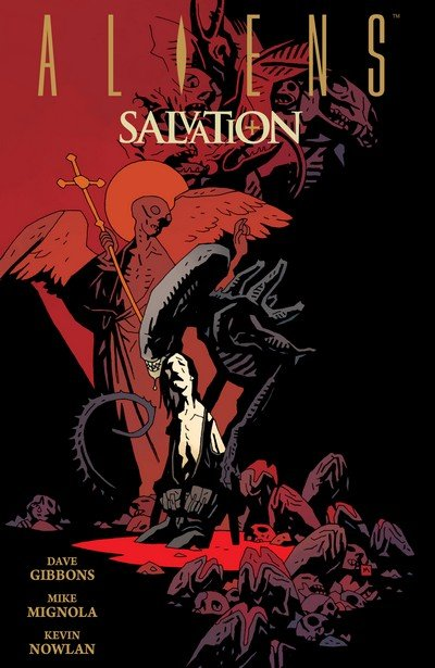 Aliens – Salvation (2015) (2nd Print)