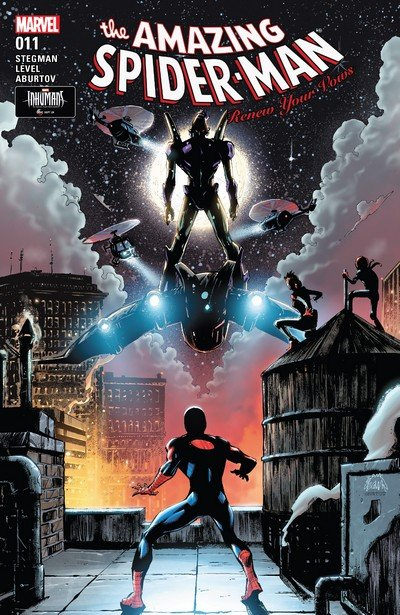 Amazing Spider-Man – Renew Your Vows #11 (2017)