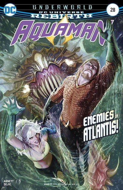 Aquaman #28 (2017)