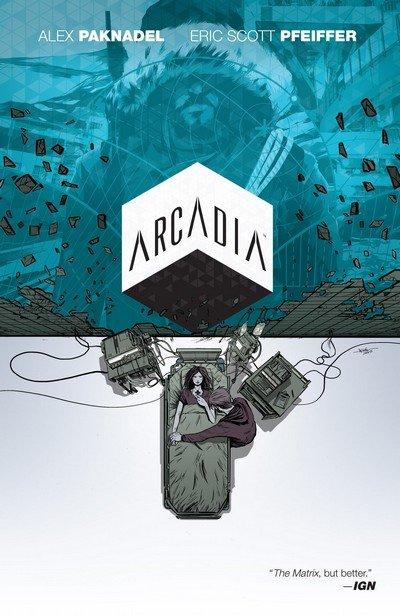Arcadia (TPB) (2016)