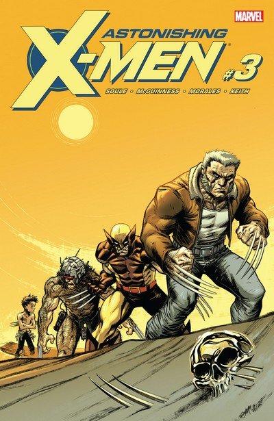 Astonishing X-Men #3 (2017)