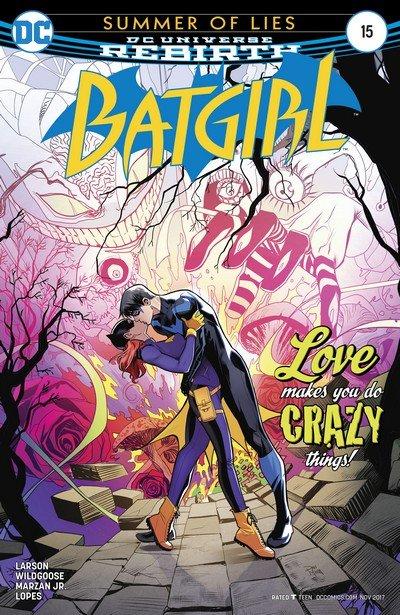 Batgirl #15 (2017)