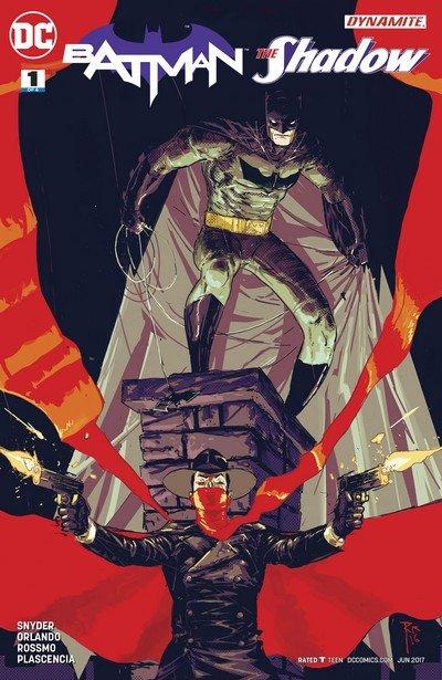 Batman – Shadow #1 – 6 (2017)