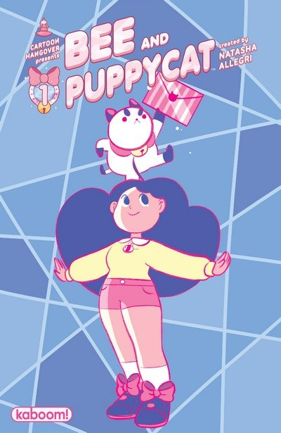 Bee and Puppycat #1 – 11 + TPB Vol. 1 – 3 (2014-2016)