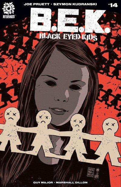 Black-Eyed Kids #14 (2017)