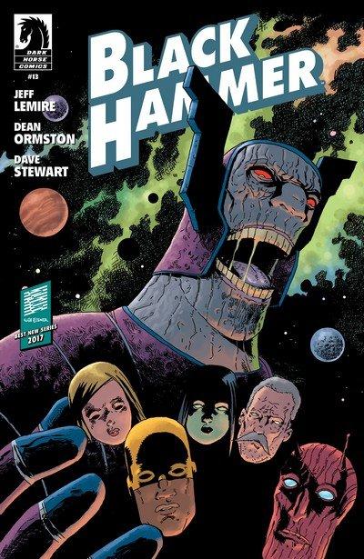 Black Hammer #13 (2017)