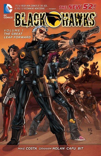 Blackhawk Vol. 1 – 4 + Extras (Collection) (1941-2012)