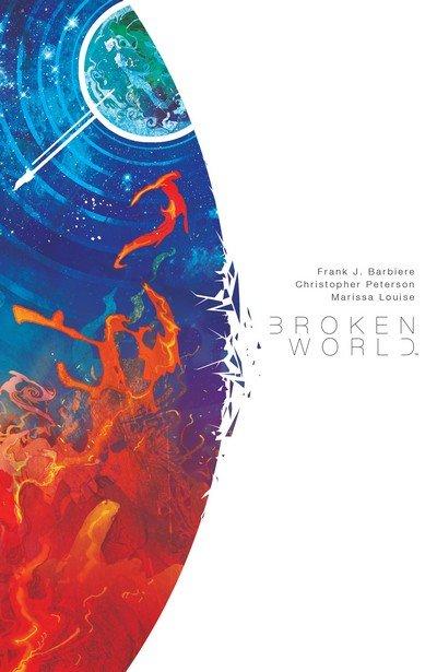 Broken World (TPB) (2016)