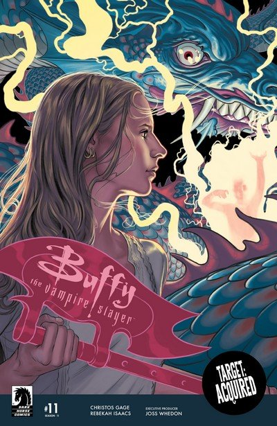 Buffy the Vampire Slayer Season 11 #11 (2017)
