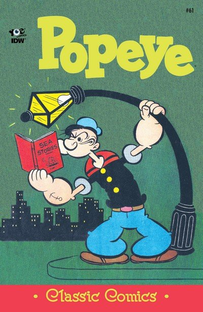 Classic Popeye #61 (2017)