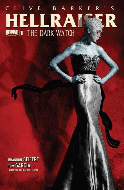 Clive Barker's Hellraiser – The Dark Watch #1 – 12 + TPBs (2013-2014)