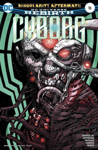 Cyborg #16 (2017)