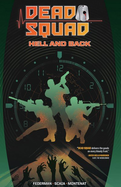 Dead Squad – Hell and Back (TPB) (2015)
