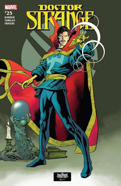 Doctor Strange #25 (2017)