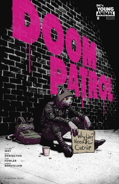 Doom Patrol #8 (2017)