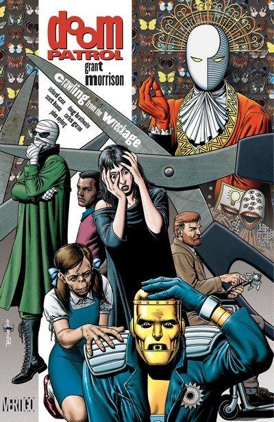 Doom Patrol Vol. 2 TPBs (Vol. 1 – 4) (2004-2006)
