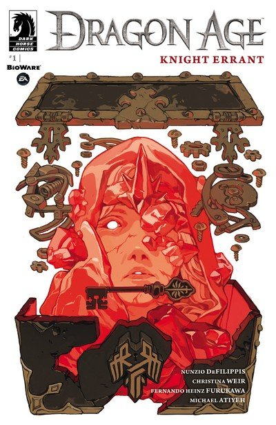 Dragon Age – Knight Errant #1 – 5 (2017)