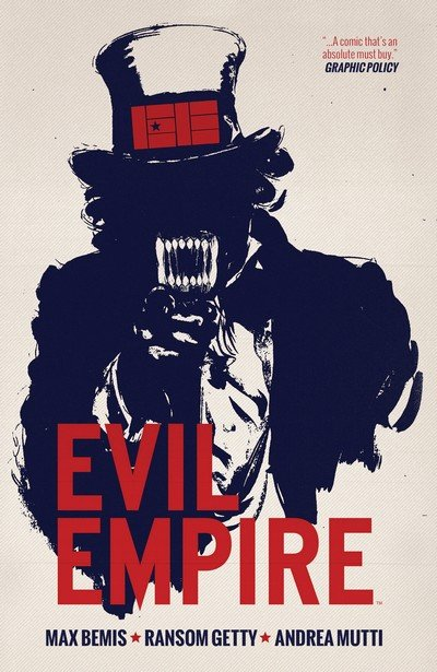 Evil Empire Vol. 1 – 3 (TPB) (2015-2016)