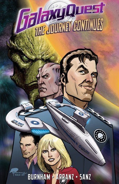 Galaxy Quest – The Journey Continues (TPB) (2015)