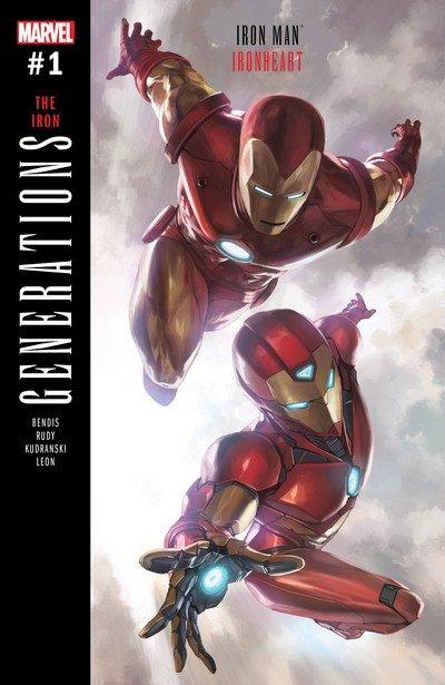 Generations – Iron Man & Ironheart #1 (2017)