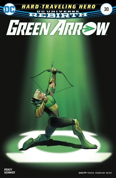 Green Arrow #30 (2017)