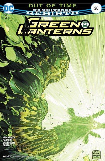 Green Lanterns #30 (2017)