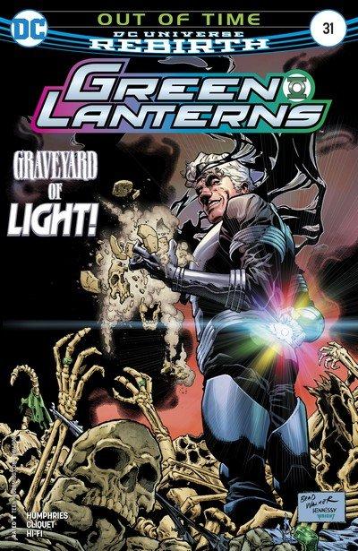 Green Lanterns #31 (2017)