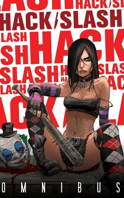 Hack-Slash Omnibus Vol. 1 (2010, 2nd print)