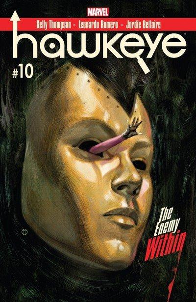 Hawkeye #10 (2017)