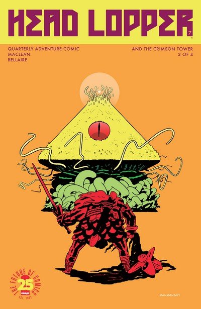 Head Lopper #7 (2017)