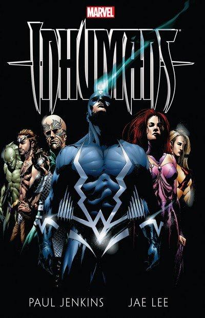 Inhumans By Paul Jenkins & Jae Lee (TPB) (2014)