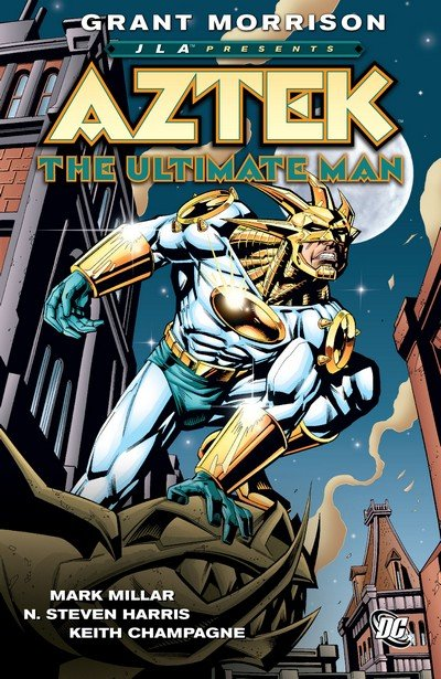 JLA Presents – Aztek the Ultimate Man (TPB) (2008)