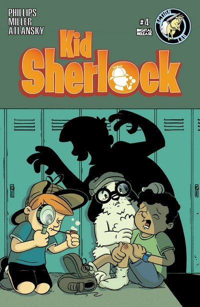 Kid Sherlock #4 (2017)