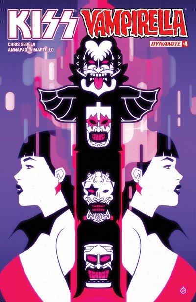 Kiss – Vampirella #4 (2017)