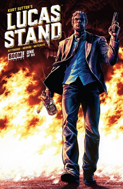Lucas Stand #1 – 6 (2016)