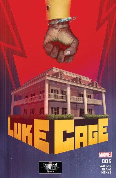 Luke Cage #5 (2017)