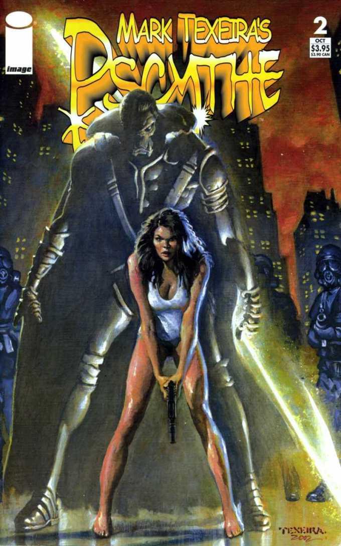 Mark Texeira's Pscythe #1 – 2 (2004)