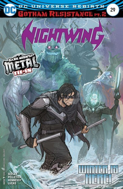 Nightwing #29 (2017)