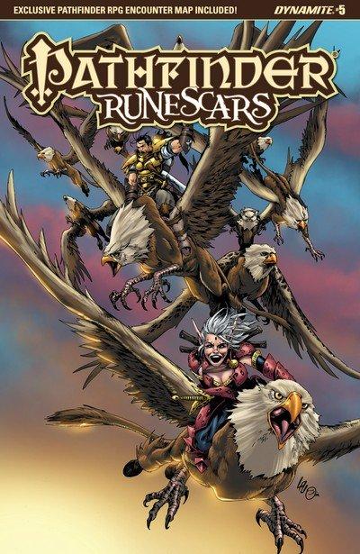 Pathfinder – Runescars #5 (2017)