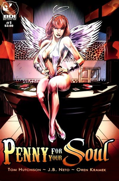 Penny For Your Soul Vol. 1 – 3 + The Temptation Of Mary Magdelene (2010-2013)