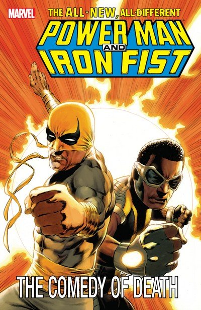 Power Man and Iron Fist – The Comedy of Death (TPB) (2011)