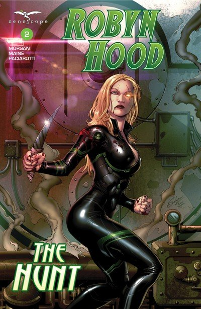 Robyn Hood The Hunt #2 (2017)