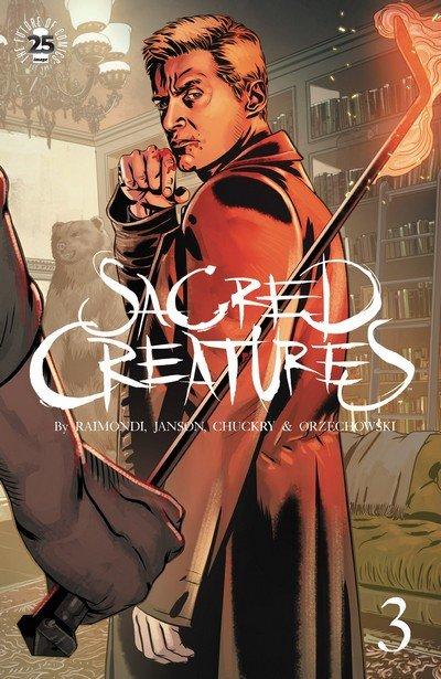 Sacred Creatures #3 (2017)