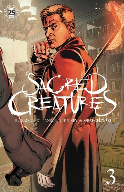 Sacred Creatures #3 (2017)